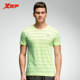 Buy Xtep Men Running T Shirts Breathable Workout Fitness Shirts Green On China