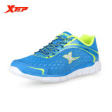 Price Xtep Original Men Light Mesh Running Shoes Athletic Trainers Run Shoes Fashion Breathable Outdoor Sports Sneakers Blue Green Xtep Online