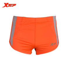 Price Compare Xtep Running Compression Spandex Shorts Sport Running Shorts Run Nylon Jogging Shorts Gym Fitness Men S Shorts Orange