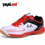 Compare Yealon Badminton Shoes For Men Man Shoes Badminton Training Hard Wearing Anti Slippery Light Sneakers Sport Cushion Intl