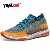 Low Cost Yealon Super Cool Sneaker Men Running Shoes For Men Krasovki Men Sock Dart Running Shoes Sport Run Sneaker Sneaker Man S Jogging Intl
