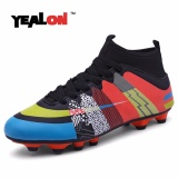 Sale Yealon Superfly Football Boots Chuteira Futebol Soccer Shoes With Sock Men Soccer Cleats Superfly High Ankles Sneakers Intl Yealon Branded