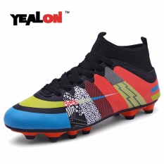 Price Comparisons Yealon Superfly Football Boots Chuteira Futebol Soccer Shoes With Sock Men Soccer Cleats Superfly High Ankles Sneakers Intl