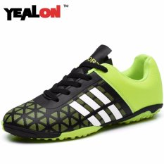 Yealon Waterproof Football Boots Soccer Shoes Men Superfly Cheap Football Shoes For Sale Cleats Indoor Soccer Shoes Chuteira Intl For Sale Online