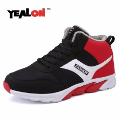 Best Reviews Of Yealon Winter Men Shoes Krasovki Sports Men Running Shoes For Men Sneakers Shoes Men Winter Running Shoes Blue 2017 Tenisky Intl