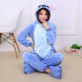 Buy Yika Stitch *d*lt Unisex Pajamas Cosplay Costume Onesie Sleepwear S Xl Blue Online China