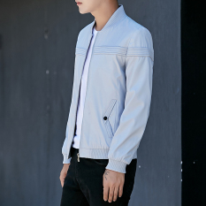 Men S Korean Style Cotton Jacket 788 Gray 788 Gray Review