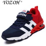 Cheaper Yozoh High Quality Children Boys Girls Sports Shoes Antislip Soft Bottom Sports Shoes Blue Intl