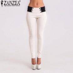 681bd61a02c592 ZANZEA 2017 Autumn Casual Slim Fitted Women Skinny Pants Pencil Leggings  Mid Waist Ankle-length