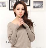Cheaper Zanzea S*xy Damen Strick Pullover V Neck Sweater
