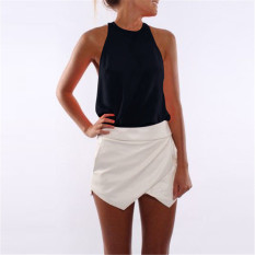 Sale Zanzea S*xy Fashion Women Summer Loose Sleeveless Casual Tank T Shirt Blouse Tops Vest Black China Cheap