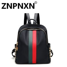 Where To Buy Znpnxn Fashion Lady Burst Oxford Cloth Shoulder Bag Casual Bag Red And Green Intl