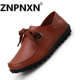 List Price Znpnxn Fashion Shoes Flat Shoes Soft Bottom Anti Skid Casual Shoes Women S Shoes Single Shoes(Dark Brown) Intl Znpnxn