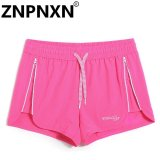 Znpnxn Fashion Women Shorts Casual Quick Drying Swimwear Swimsuits Woman Board Shorts Big Size Xl Boardshort Sunga Bermuda Intl Intl Sale