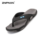 Buy Znpnxn Men S Shoes Fashion Casual Sandals New Summer Sandals Shoes With Slippers Fashion Tide Mans Thick Soles Slippers Grey Intl Cheap On China