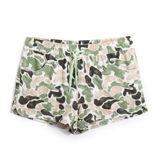 Review Znpnxn Polyester Peach Skin Women S Beachwear 95 Polorster 5 Spandex Water Repellent Shorts Green Znpnxn On China