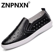 Sale Znpnxn Women S Shoes Fashion Casual Shoes Flat Loafers Shoes Lazy Shoes Mocassins Loafers(Black) Intl Online China