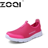 Compare Zoqi Men S Fashion Slip Ons Running Shoes Sport Shoes Black Intl Prices