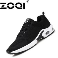 Zoqi Sneaker Men Fashion Outdoor Sport Shoes Running Shoe Black Intl China