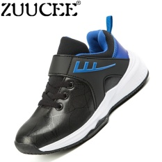Brand New Zuucee Boys Fashion Sports Shoes Casual Children Basketball Shoes Red Blue Intl