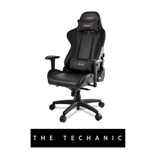 AROZZI VERONA PRO V2 GAMING CHAIR BLACK