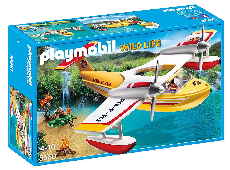 Playmobil 5560 Firefighting Seaplane