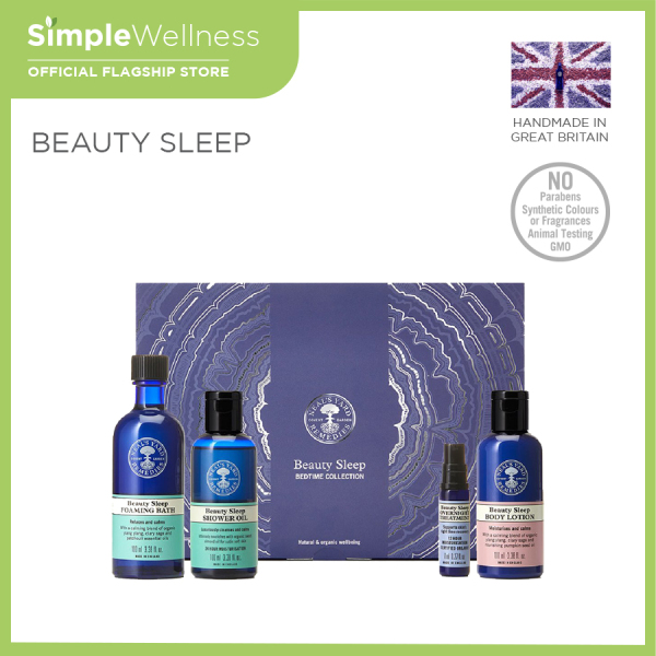 Buy Neals Yard Remedies BEAUTY SLEEP Bedtime Collection Singapore