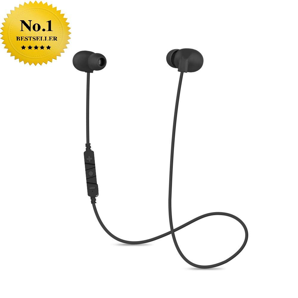 @Hofaso (Karakao) H1 Bluetooth Headphones 4.1 Wireless Runing Earbuds Sports/Workout Earphones