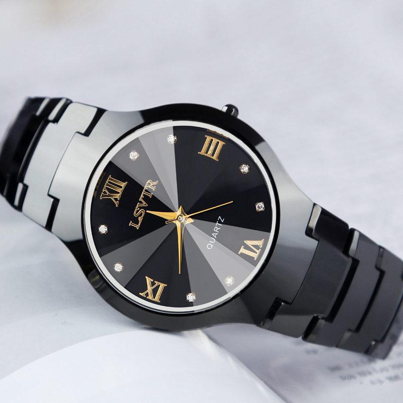 LSVTR Product Watch Womens Mens Watch Waterproof Fashion Business Men Quartz Calendar Watch Couples Students Watch Malaysia
