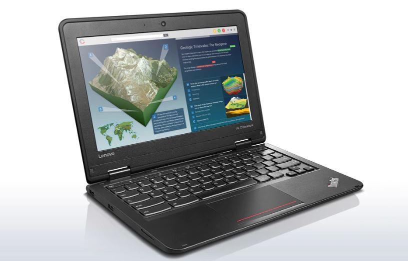 (refurbished) Lenovo Thinkpad 11e 11.6 11e Chromebook /quad-Core Cpu /4 Gb Ram /16 Gb Ssd /intel Hd Graphics By Xinshi Computers.