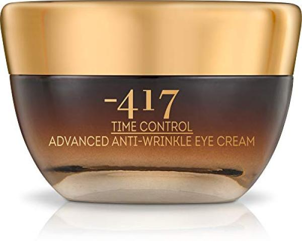 Buy (USA)-417 Dead Sea Time Control Advanced Anti-Wrinkle Eye Cream - Anti-Aging, Firms and Tightens Skin -with Horse Chestnut Seed Extract, Olive Oil & Dead Sea Water - Best Eye Cream 1.o fl oz Singapore