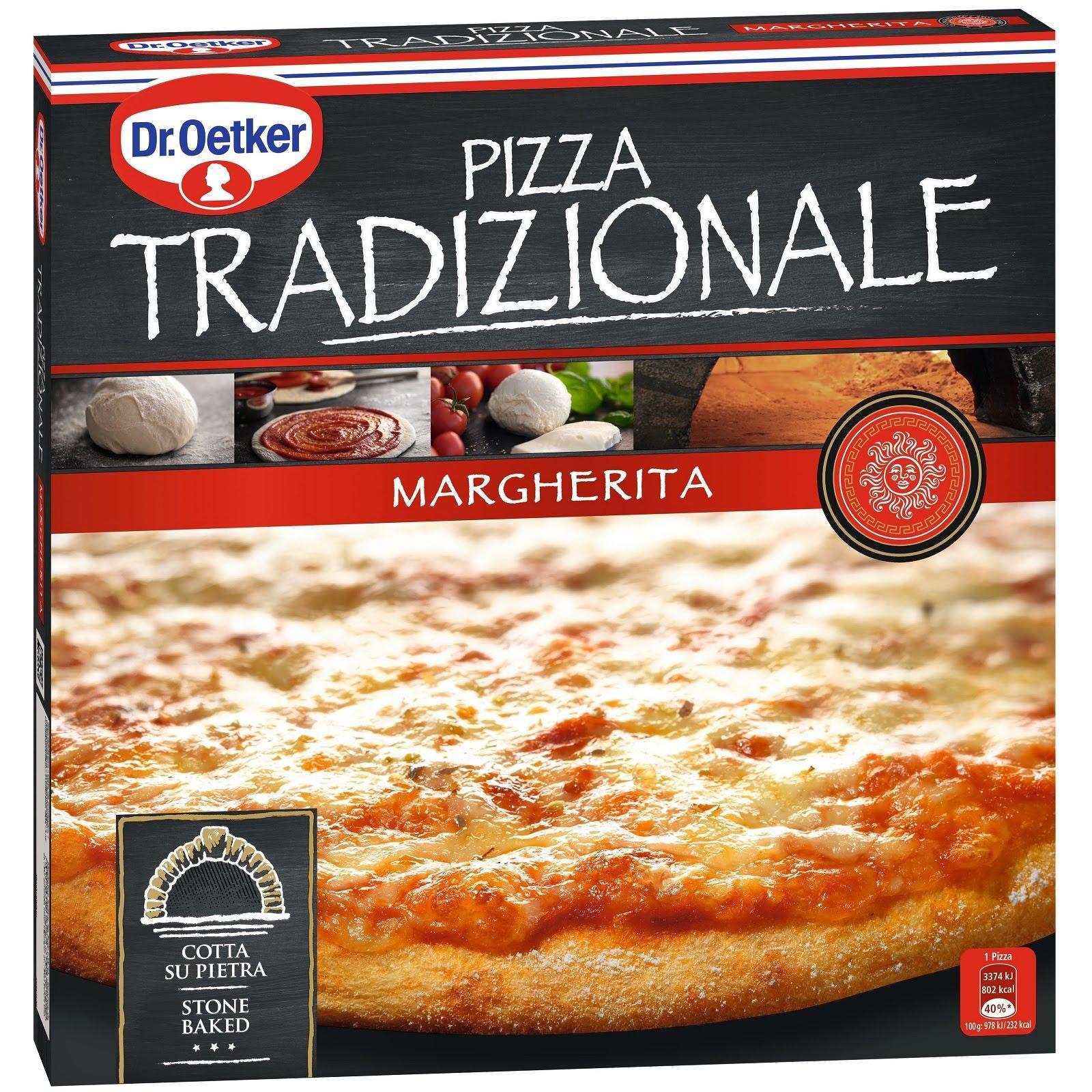 Dr Oetker Tradizionale Margherita Pizza - Frozen