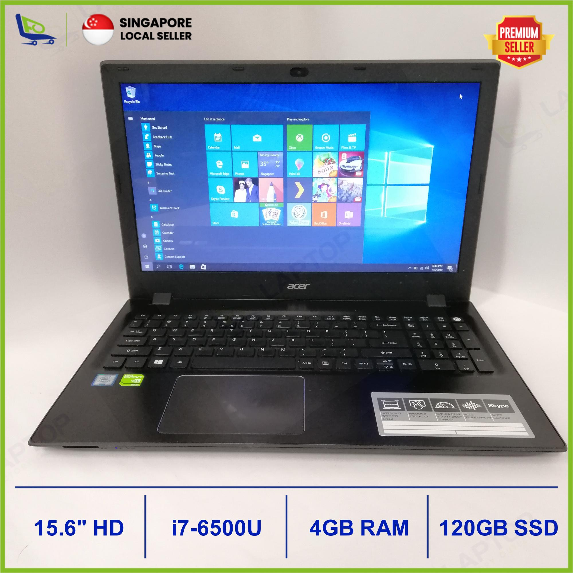 ACER Aspire F5-572G-70FJ (i7-6/4GB/120GB) [Premium Preowned] Refurbished