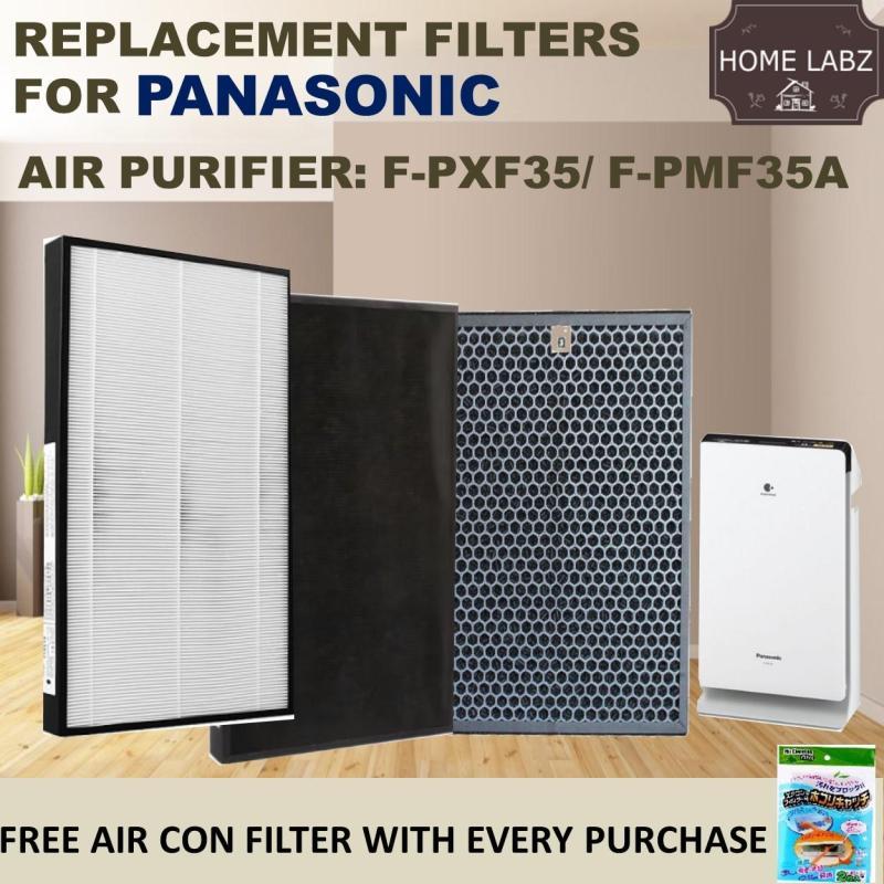 Compatible Filter For Panasonic F-PDJ30/F-PXJ30A/F-30C3PD/F-ZXJP30 . Filter Set:F-ZXPJ30 Singapore