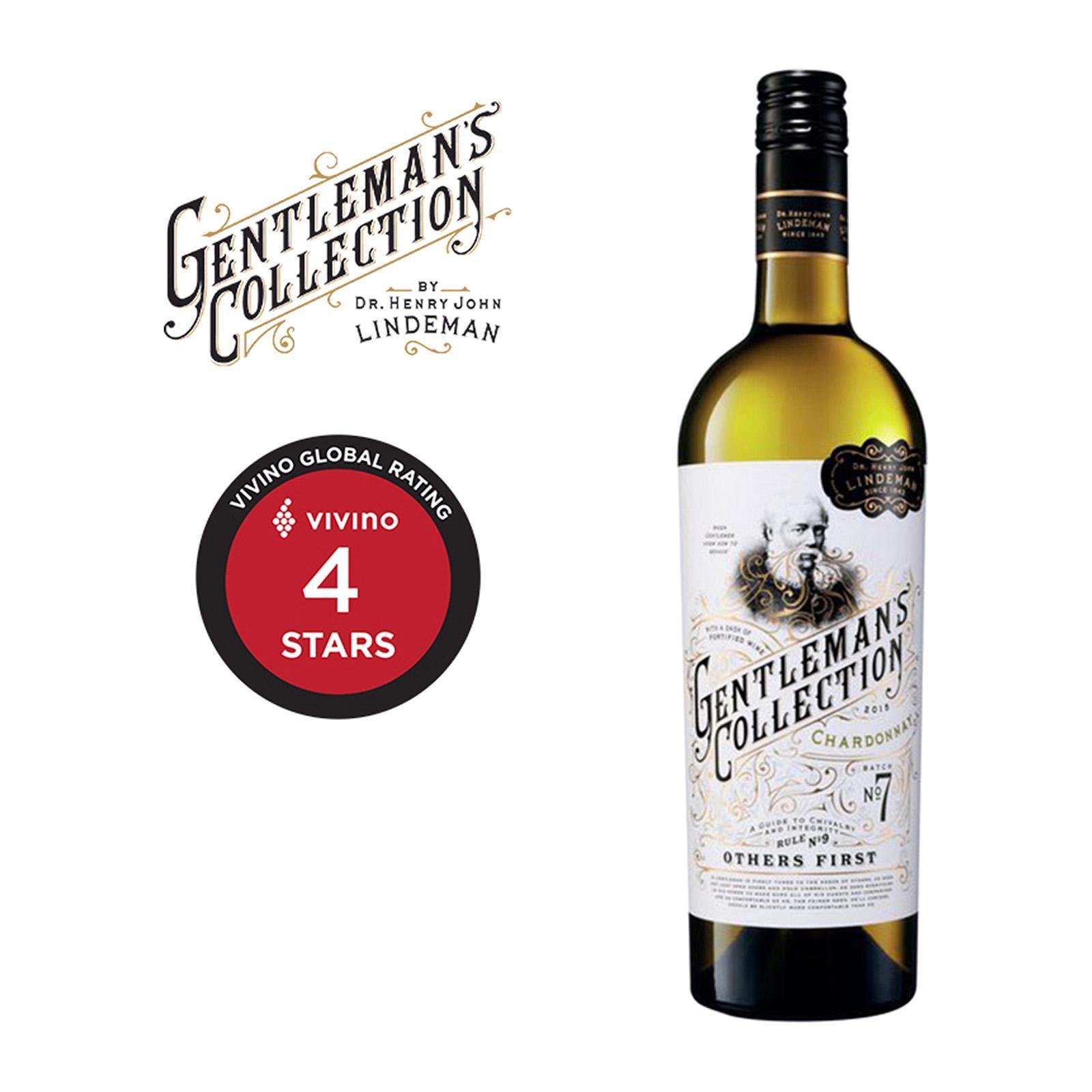 Lindeman's Gentleman's Collection Chardonnay Wine
