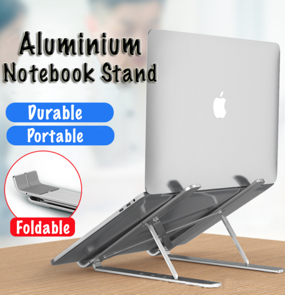 Fast Shipping / LOCAL SELLER Ultra Compact / Sturdy Foldable Premium Quality Laptop Stand [LoveList]