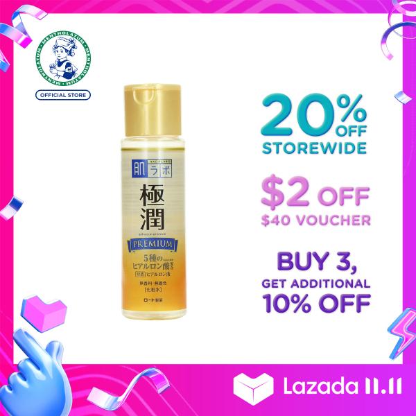 Buy Hada Labo Super Hyaluronic Acid Premium Hydrating Lotion 170ml Singapore