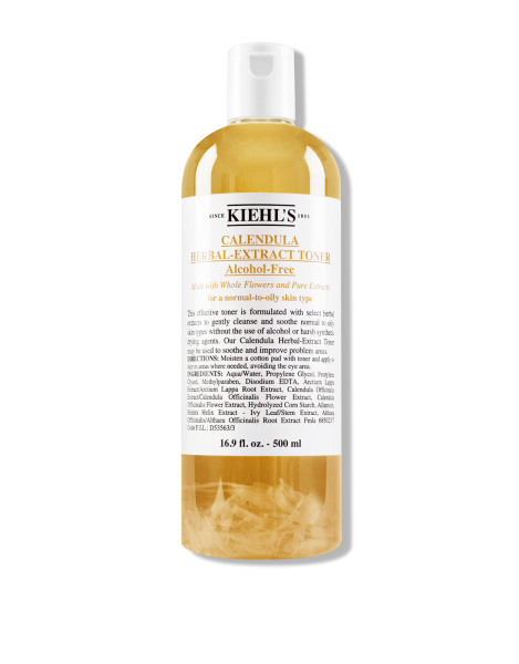Buy [BeauteFaire] Kiehl's Calendula Herbal Extract Alcohol-Free Toner 500ml Singapore