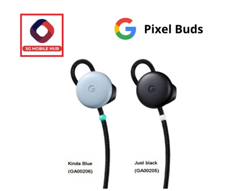 Google Pixel Buds Ga00205 Black Singapore