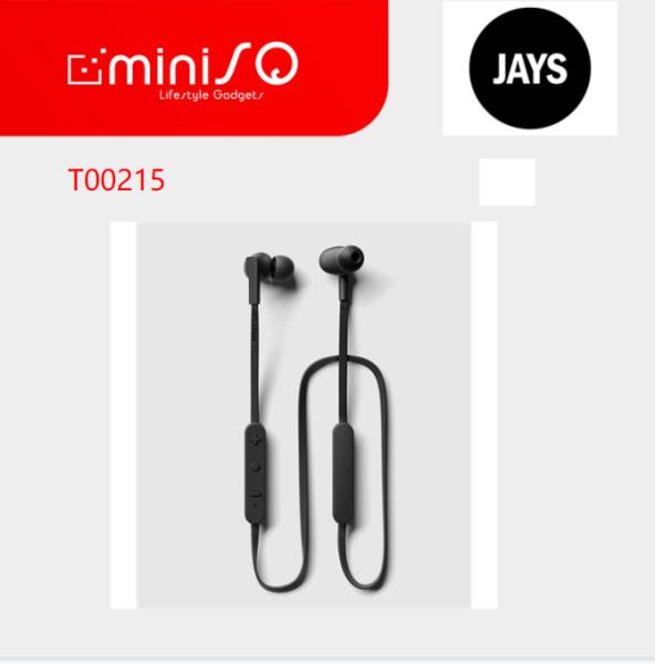 T-Four Wireless Black/Black T00215 Singapore