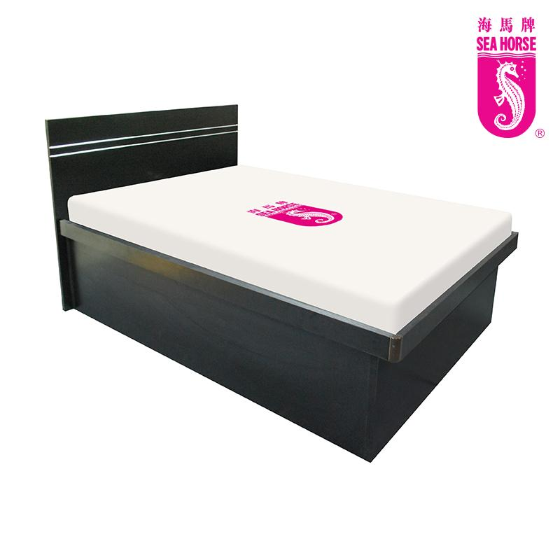 Sea Horse Hydraulic Bed in Black! Free Delivery!