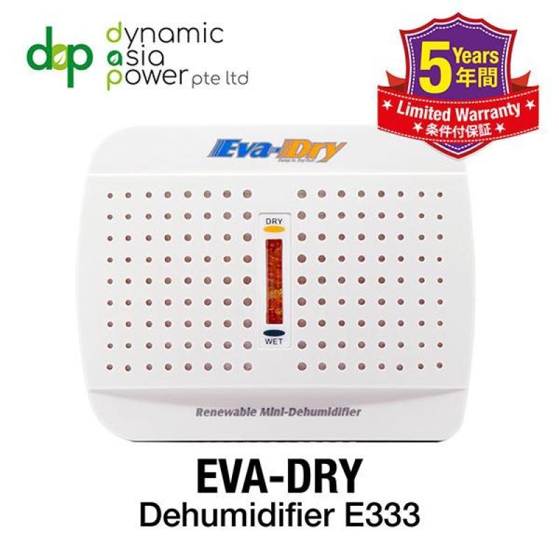 Eva-Dry Renewable mini dehumidifier E-333(small dehumidifier) Singapore