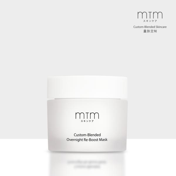 Buy MTM Custom-Blended Overnight Re-Boost Mask 48g Singapore