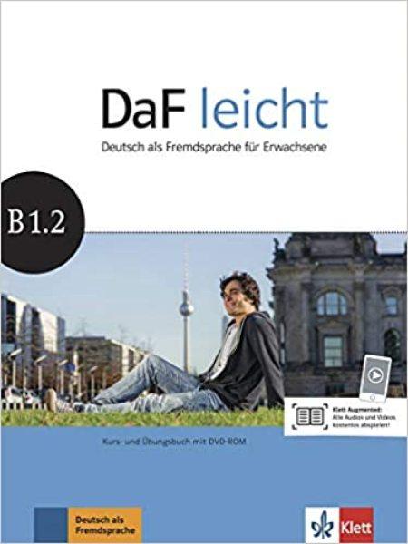 DaF leicht. Kurs-/Übgsb. B1.2 + DVD * pre order * pre order