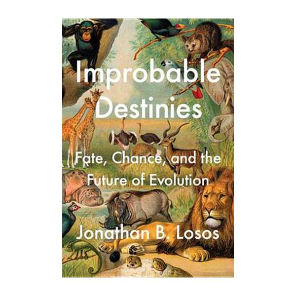 Improbable Destinies: Fate And Chance And And The Future Of Evolution (Hardback)