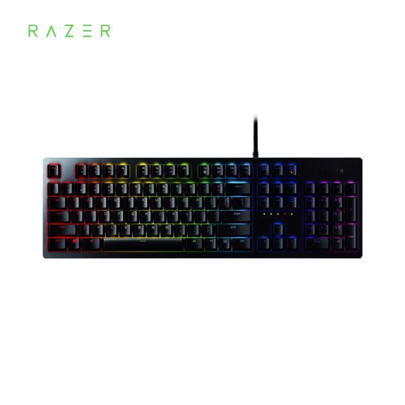 Razer Huntsman Wired Gaming Keyboard Mechanical Game Keyboard RGB Backlight Tactile Switches Ergonomic Design for PC Laptop Singapore