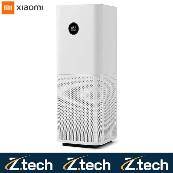 Xiaomi Pro Smart Air Purifier LED Touch Display 360 Degree High Precision Laser Sensor with Mi Home APP Control (Authentic) Singapore