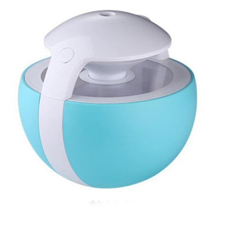 HORI Portable USB Air Humidifier Essential Oil Diffuser with Colorful LED Light Singapore