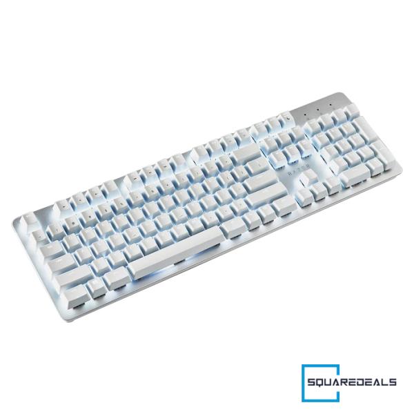 Razer Pro Type Wireless Productivity Mechanical Keyboard White LED backlit Singapore