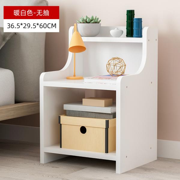Bedside Cabinet Minimalist Modern Locker Multi-functional Bedroom Bedside Small Cabinet Simplicity Bedside Shelf Storage Cabinets